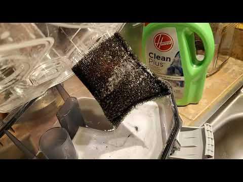 HOOVER TURBO SCRUB CARPET WASHER DIY STEAM CLEAN