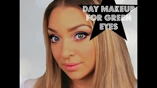 Day Makeup for Green Eyes Thumbnail
