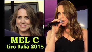 Sabato 16 giugno 2018: Radio Number1ne intervista l'ex Spice Girls ...