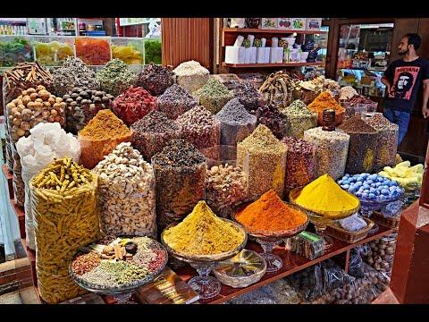 Exploring Spice Souk | A galaxy of flavours | Dubai City Tour | Deira District |ABC Tours 2020.