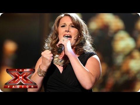 Sam Bailey sings Power of Love -- Live Week 1 - The X Factor 2013
