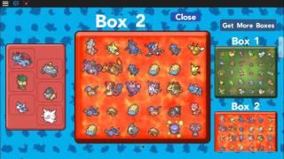 wie man Porygon in Pokemon Ziegel Bronze Roblox zu bekommen
