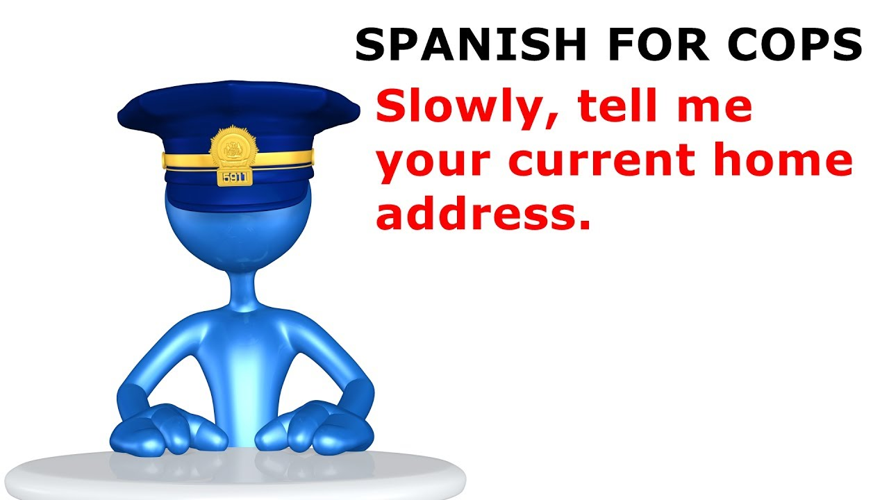 How do you say tell me what to do in spanish