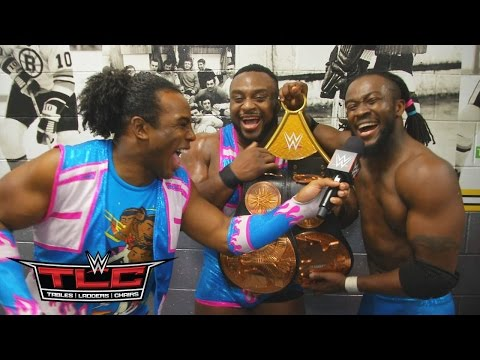 The New Day Wissen, Wie Man Party Macht: WWE.com Exclusive – 13. Dezember 2015