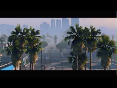 GTA 5 Official Trailer[HD]