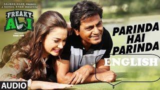 PARINDA HAI PARINDA English Translation Audio Song | Wajid Ali