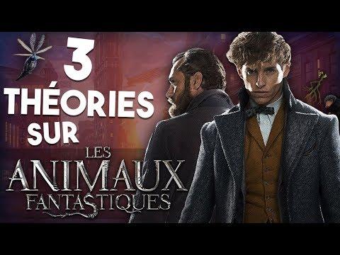 3 GRANDES THÉORIES sur la SAGA des ANIMAUX FANTASTIQUES en streaming