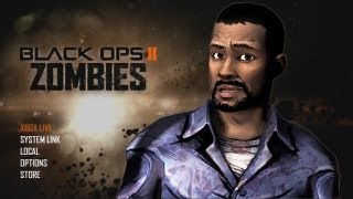 Lee Everett Plays Black Ops 2 Zombies - Soundboard Gaming