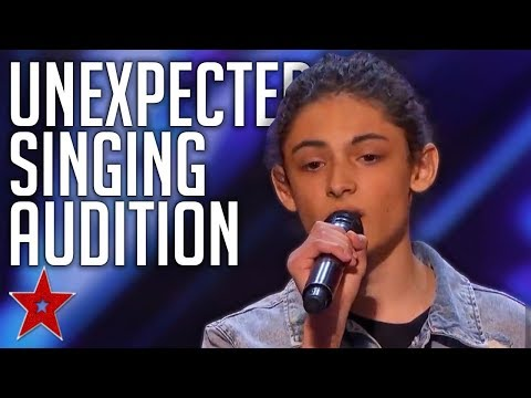 Simon Cowell Compares AMAZING Kid Singer To HARRY STYLES On America's Got Talent | Got Talent Global