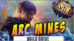 [3.10] Arc Mines Saboteur Build Guide - Path of Exile: Delirium
