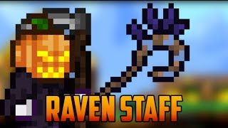 Terraria - Raven Staff: The Bane of Scarecrows