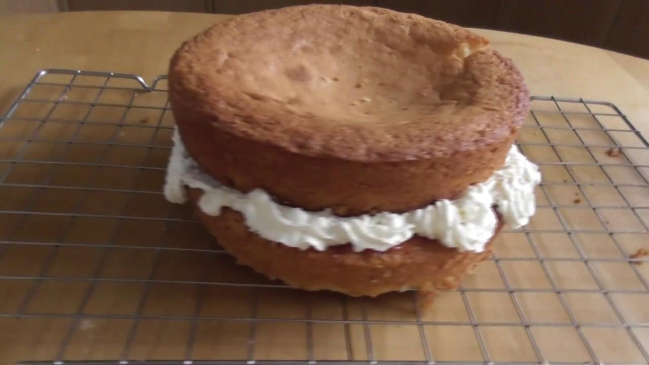 Kieran's Kitchen: Victoria Sponge Cake