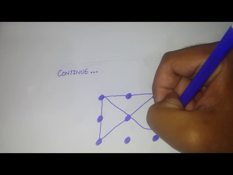 Nine Dots And Four Lines || Simple And Easy Trick :)