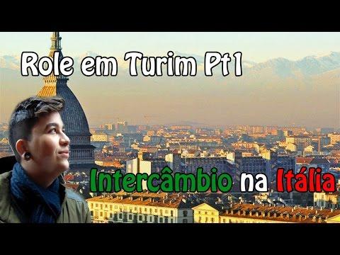 Itália role em Turim Pt1