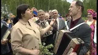 Народный праздник в Большеречье