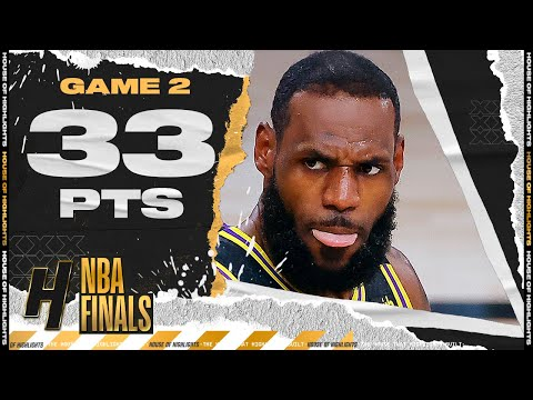 Lebron James Full Play Lakers Vs Heat 2019 20 Finals Game 3 Smart Highlights