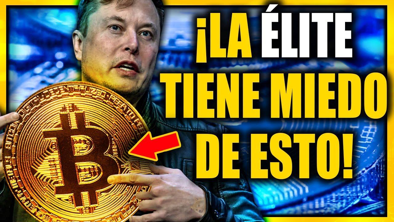 ₿ El Secreto detrás del BITCOIN y las CRIPTO Contado por un Experto | ¿Mejor Bitcoin que Dólares?