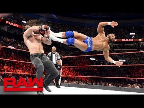Bobby Roode vs. Elias: Raw, April 23, 2018