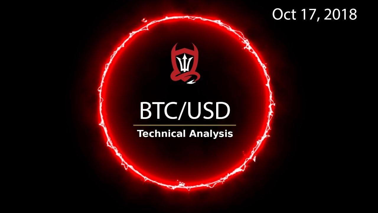 Bitcoin Technical Ysis Btc Usd To Usdt Or Not T 10 17 2018