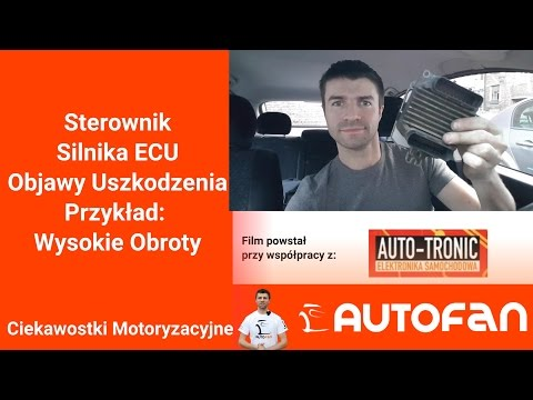 Sterownik Silnika ECU - Objawy Uszkodzenia   AUTOFAN