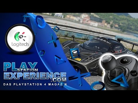 Logitech Driving Force Gt Project Cars Setup