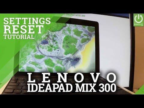 Lenovo IdeaPad MIIX 300 Video clips - PhoneArena