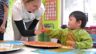 Kspace International Tokyo - Parent and Child Classes