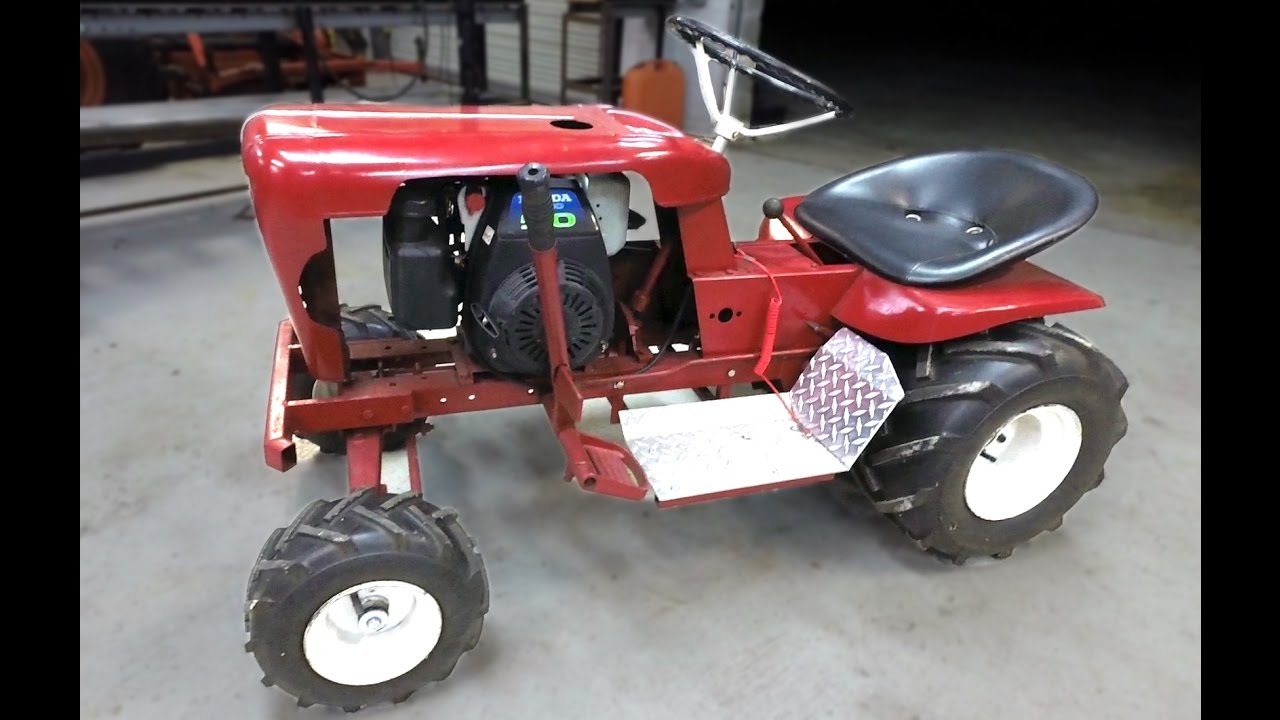 modifying a vintage 1967 wheel horse lawn ranger 157 tractor youtube rh youtube com Wheel Horse Charger Wheel Horse 1056