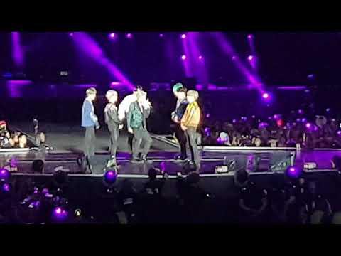 19.1.19 BTS concert in Singapore..