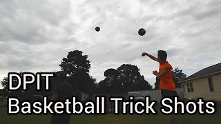 Basketball Trick Shots - Dude Perfect In Training