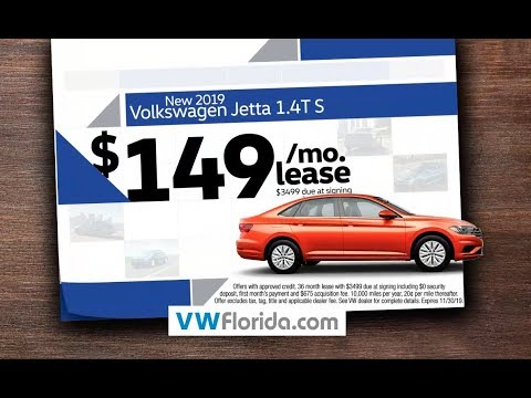 Volkswagen South Florida - Model Year End Sale - Jetta