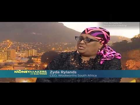 Woolworths South Africa's new CEO, Zyda Rylands shares her vision
