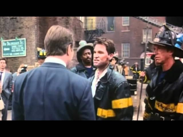 Backdraft Official Trailer #1 - Donald Sutherland Movie (1991) HD