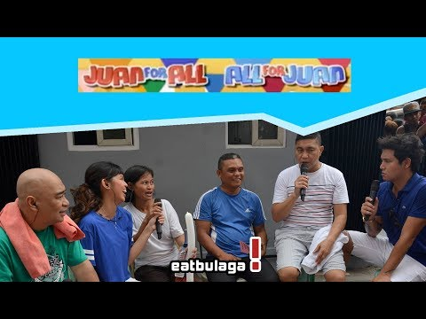 Juan For All, All For Juan Sugod Bahay | April 16, 2018