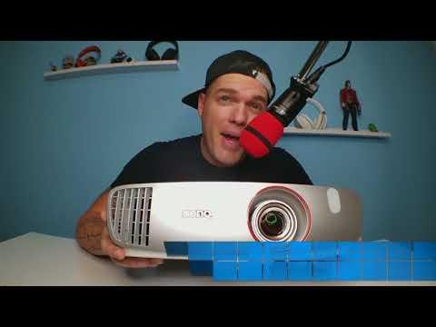 BenQ DLP HD 1080p Projector HT2050 3D Home Theater Projector