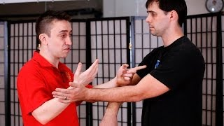 How to Do Wu Sau aka Guarding Hand | Wing Chun