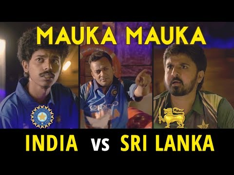 Mauka Mauka | India vs Sri Lanka Champions Trophy 2017 | After India-Pakistan match
