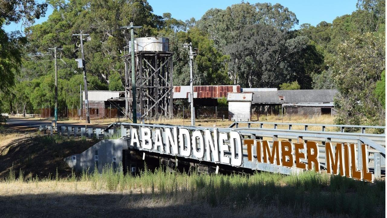 Abandoned Timber Mill - Part 1/3 - Western Australia