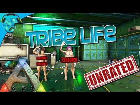 Ragnarok E16 Nerd Parade Unrated - Daily Tribe Life! ARK: Survival Evolved PVP