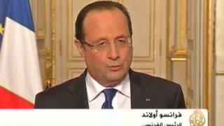 فرنسا تقصف المقاتلين الإسلاميين في غاو شمالي مالي