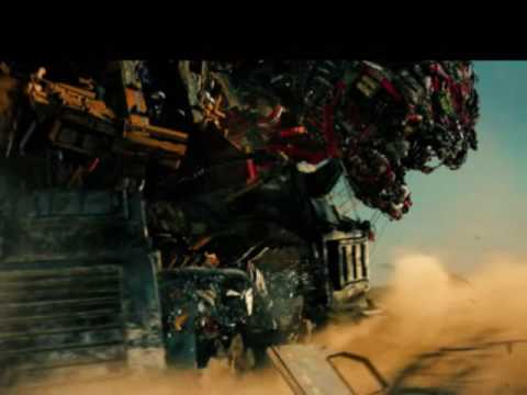 Mute Math Transformers theme