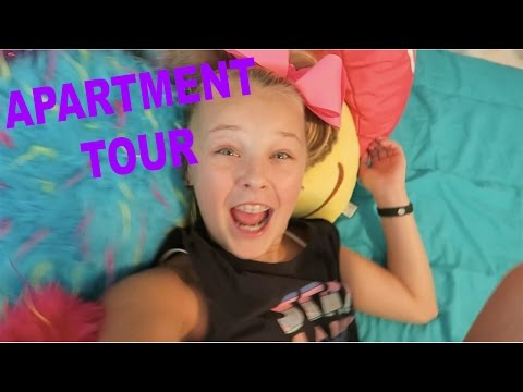 APARTMENT TOUR! JoJo's Juice !