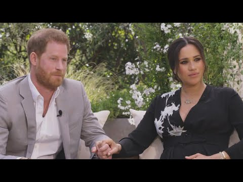 Prince Harry and Meghan Markle's Oprah Interview Coming at ...