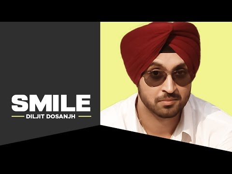 Diljit Dosanjh | Smile | Full Official Video Song | Punjabi Song | T-Series