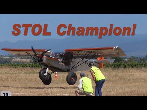 STOL Bush Pilot Championships 2019