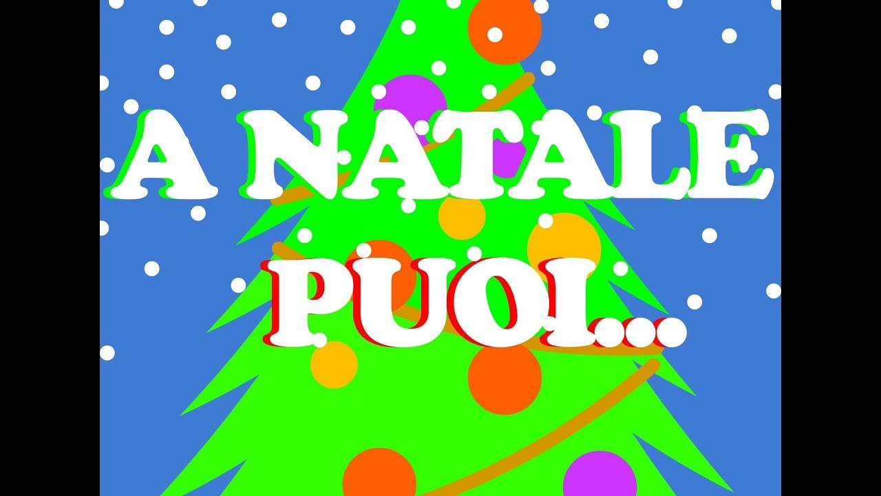 Canzone Di Natale A Natale Puoi.Bebe A Natale Puoi