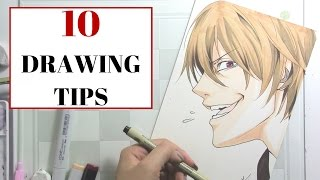 10 Things I wish I knew as a Beginner Artist!