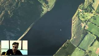Lock Ness Monster Discovered In Apple Maps! April 2014, UFO Sighting News.