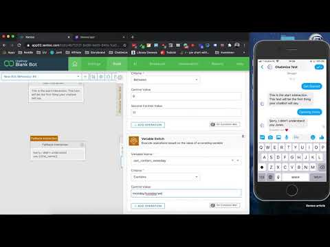 How to use a chatbot to manage a distributed support team
