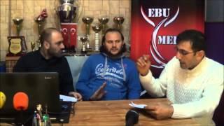 EBU MEDYA – ENES AYAKKABICILIK FUTBOL TURNUVASI 3. HAFTA B GRUBU YORUMLARI